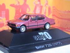Herpa Serie 70 BMW 728i 1977 rotmet. 100762 PC OV