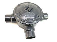 "PERMA-COTE PMGUAT-150-A Aluminum PVC Coated GUAT Box & Cover 1-1/2"""