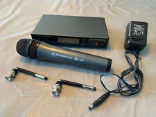 Sennheiser EW100 835 Handheld Funkmikrofonset EM100 SKM100 B-band (630 - 662MHz)