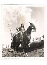 "vintage 1954 Rock Hudson ""Taza, Son of Cochise"" publicity photo"