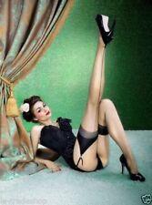 Maschinenwäschegeeignete Damen-Socken & -Strümpfe mit Naht in Kurzgröße