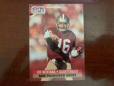 1991 NFL Pro Set - Complete Your Set - You Pick (301 & Up)
