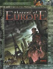 Shadowrun Shadows of Europe SC  Wizkids/Fanpro  30% OFF