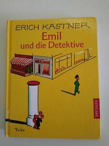 Emil und die Detektive v Erich Kästner super Lesespass KLASSIKER gebunden TOLL