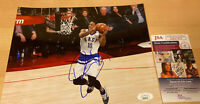 DeMar DeRozan All Star Game Raptors Spurs Autographed Signed 8X10 Photo JSA COA