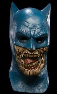 Licensed DC Comics Blackest Night DELUXE ADULT LATEX BATMAN ZOMBIE MASK