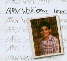 MR.V - WELCOME HOME (New & Sealed) CD Dance House Louie Vega