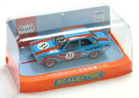 C4013 Scalextric Ford Escort Mk1 Gulf Edition Matti J. Kemiläinen 1:32 Scale New