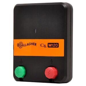 GALLAGHER M120 ENERGIZER