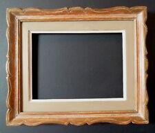 CADRE ANNEES 1930 1950 MONTPARNASSE 24  x 18 cm proche de 2F FRAME Ref C513
