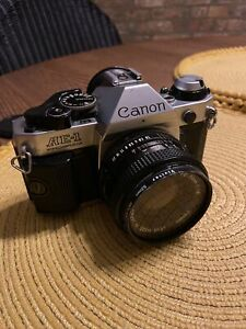 Canon AE1 + Lenses