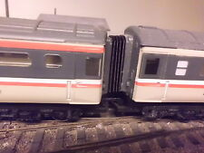 hornby mk3 HST older shorties  bellows corridor connectors x 5 oo em  finescale