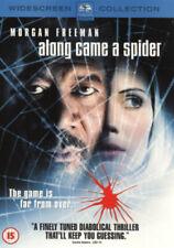 Along Came a Spider DVD (2001) Morgan Freeman ***NEW***