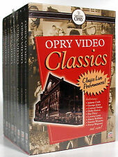 Grand Ole Opry Video Classics (Volume 2) - 120 Performances (8 DVD)  NEW SEALED