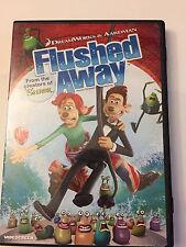 Flushed Away The Movie Made By Dreamworks Pre-Owned! Widescreen Version
