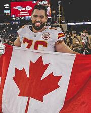 Dr. Laurent Duvernay-Tardif - Kansas City Chiefs - 8x10 Color Photo