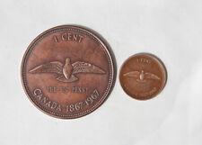 1867-1967 Big Penny Token