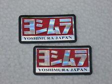 Yoshimura Aufkleber Sticker Autotuning - leicht hitzebeständig - Biker Motorrad
