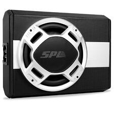 Spl 25cm Subwoofer plat passif Caisson basses Auto Puissance 600w Ampli HP Box