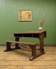 Antique French School Desk, Beautiful Victorian Childrens' Desk