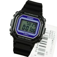 Casio Classic Retro Illuminator Watch. F-108WHC-1BEF. Brand New and Boxed.