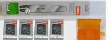 Stihl Führungsschiene 30cm für MS 170 / 171 / 180 / 181 / 192 / 193 +4Kette +Box
