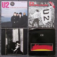 "4 U2 European 7"" Vinyl 45's >40<(How Long) ""FIRE"" I Will Follow LIVE In Holland"