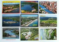 Luftaufnahmen Lot 9 AK ua. Haren Ems, Lindau, Koblenz, Haffkrug, Willingen uvm.