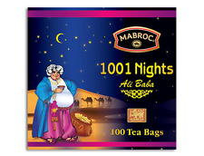 Mabroc Ceylon Tea - 1001 Nights 100 Tea Bags