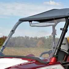 Full Clear Front Windshield 1/4'' Thick For 09-13 Polaris RZR 570 800  S UTV
