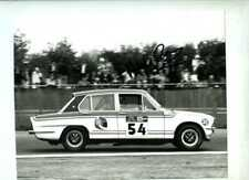 Andy Rouse Triumph Dolomite Sprint Silverstone TT 1976 Signed Photograph 1