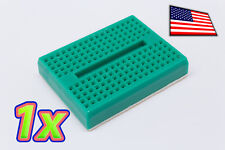[1x] Green 170 Point Solderless PCB Mini Breadboard SYB-170 Adhesive Back