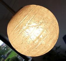 DORIA GLOBULAR CEILING LAMP GERMANY MID CENTURY MODERN ART DECO VINTAGE LAMPE