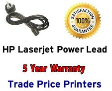 NEW Power Lead Cable For HP Laserjet P1005 P1006 P1102 P1102W P1505 2300 Printer