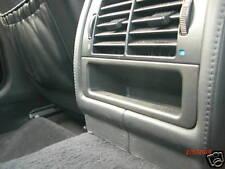 BMW E39 M5 528i 540i 525i 530i 535i 530d B5 rear console storage pocket ORIGINAL