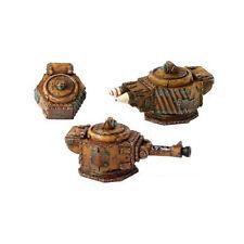Ork War2 Rehrborg Pattern Small Turret Kleiner Geschützturm Bitz Kromlech