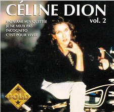 CD 14T CELINE DION COLLECTION GOLD VOLUME 2 BEST OF LES PREMIERES ANNEES 1995