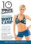 10 Minute Solution - Hot Body Boot Camp (Dvd, 2008)