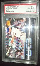 1996 Sportsflics UC3 #97 Chipper Jones RC PSA 9