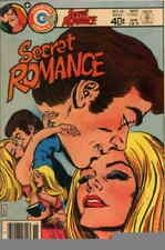 Secret Romance #46 FN; Charlton | save on shipping - details inside