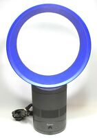 """Dyson Air Multiplier AM01 10"""" Table Fan (Cooling Fan) EV0 - Blue"""
