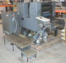 Heidelberg SpeedMaster Sm 52-2P Printing Machine Sftwr Cptronic Prosetter 1995