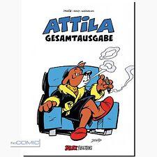 Attila Gesamtausgabe 1 alle Abenteuer des Agenten mit Biss Salleck COMIC DERIB