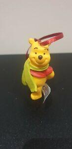 Bullyland Disney Winnie the Pooh Christmas Decoration - Brand New - Free Postage