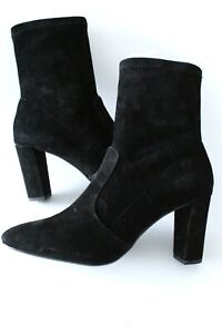 Dune Stretch Sock Ankle Boots, Womens boots UK size 7