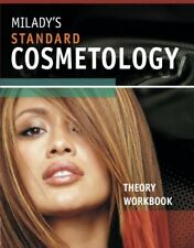 Theory Workbook for Milady's Standard Cosmetology 2008 by Lisha Barnes Paperback