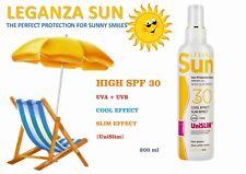 LEGANZA SUN Sun Protection Body Spray-Oil With Slim Effect SPF30, COOL EFFECT