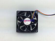 Sunon MF70251V2-Q00C-S99 12V 0.9W 7025 7CM Chassis cooling fan 4-Pin