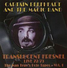 Captain Beefheart And The Magi - Translucent Fresnel The Nan T (NEW CD)