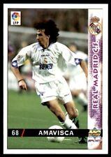 Mundicromo las inte de la Liga 98 99 Amavisca Real Madrid Nº 68
